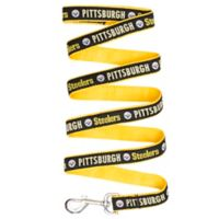 NFL Pittsburgh Steelers Large Pet Leash