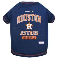MLB® Medium Houston Astros Dog T-Shirt