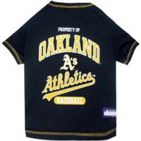 MLB Medium Oakland Athletics Dog T-Shirt