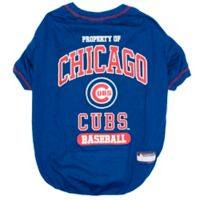 MLB Small Chicago Cubs Dog T-Shirt