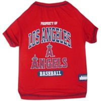 MLB Small Los Angeles Angels Dog T-Shirt