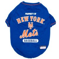 MLB Large New York Mets Dog T-Shirt