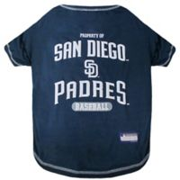 MLB Small San Diego Padres Dog T-Shirt