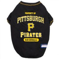 MLB X-Small Pittsburgh Pirates Dog T-Shirt