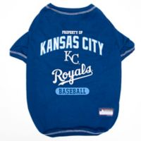 MLB Large Kansas City Royals Dog T-Shirt