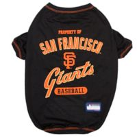 MLB Large San Francisco Giants Dog T-Shirt