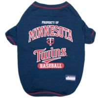 MLB X-Large Minnesota Twins Dog T-Shirt