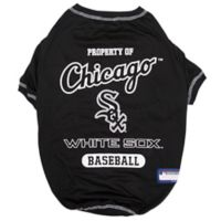 MLB Large Chicago White Sox Dog T-Shirt