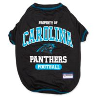 NFL Carolina Panthers X-Large Pet T-Shirt