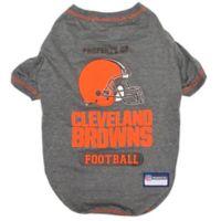 NFL Cleveland Browns Medium Pet T-Shirt