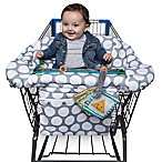 Boppy® Luxe Shopping Cart Cover in Jumbo Dots