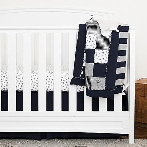 Burt S Bees Baby Bedding Set