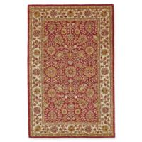 Feizy Abbey 8-Foot x 11-Foot Area Rug in Cranberry/Ivory