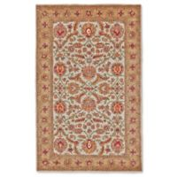 Feizy Abby 3-Foot 6-Inch x 5-Foot 6-Inch Area Rug in Ivory/Light Gold