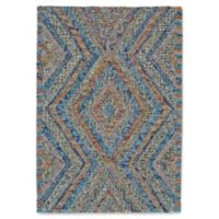 Feizy Kyara 8-Foot 11-Foot Confetti Area Rug in Blue