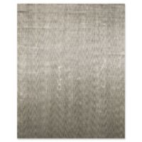 Feizy Sur 2-Foot x 3-Foot Accent Rug in Light Grey