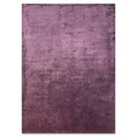 Feizy Sur 7-Foot 9-Inch x 9-Foot 9-Inch Area Rug in Plum