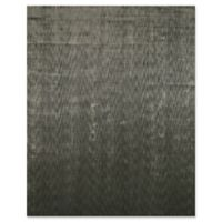 Feizy Sur 7-Foot 9-Inch x 9-Foot 9-Inch Area Rug in Smoke