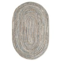 Safavieh Cape Cod Classic 4-Foot x 6-Foot Area Rug in Natural/Blue
