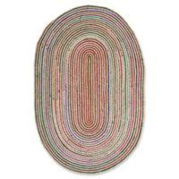 Safavieh Cape Cod Classic 5-Foot x 8-Foot Multicolor Area Rug