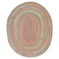 Safavieh Cape Cod Classic 8-Foot x 10-Foot Multicolor Area Rug
