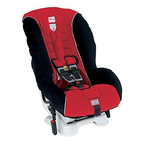 how to put britax marathon car seat in car