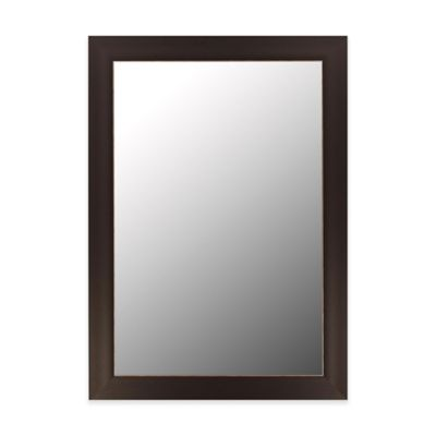 """60 Inch Wall Mirror buy 24"""" wall mirror from bed bath & beyond"""