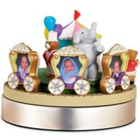 Lawrence Frames 3-Opening Circus Carousel Picture Frame