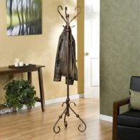 Southern Enterprises Lourdes Coat Rack in Bronze