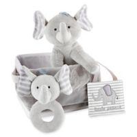 Baby Aspen 5-Piece Little Peanut Elephant Gift Set