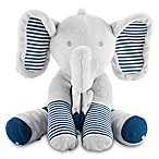 Baby Aspen 2-Piece Louie the Elephant Plush and Sock Set