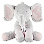 Baby Aspen 2-Piece Lilly the Elephant Plush and Sock Set