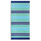 Clairebella™ Beach Towel in Navy