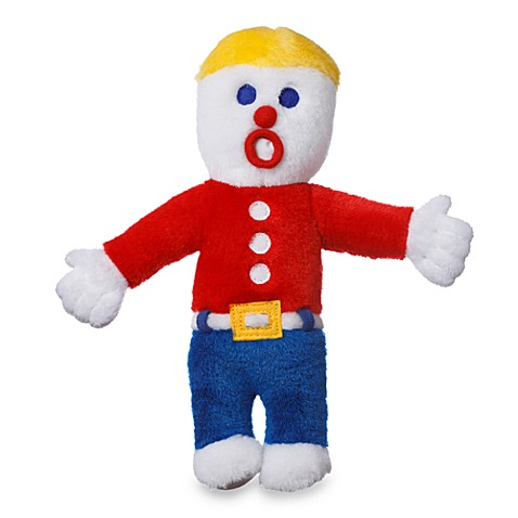 Oh No Mr Bill Dog Toy