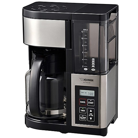 Coffee Maker Quikr : Zojirushi Fresh Brew Plus 12-Cup Coffee Maker - Bed Bath & Beyond