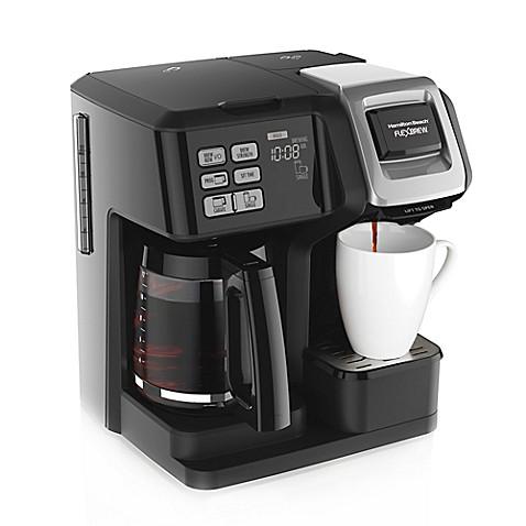 Hamilton Beach Flexbrew 2 Way Coffee Maker