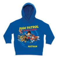 "Nickelodeon™ ""PAW Patrol Is On a Roll!"" Size 4T Pullover Hoodie in Blue"