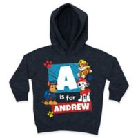 "Nickelodeon™ PAW Patrol Size 5/6 ""Is For"" Pullover Hoodie in Charcoal"