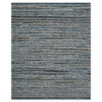 Safavieh Cape Cod Horizontal 8-Foot x 10-Foot Area Rug in Blue/Natural