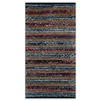 Safavieh Cape Cod Stripes Multicolor 2-Foot 3-Inch x 4-Foot Accent Rug
