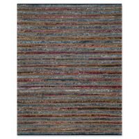 Safavieh Cape Cod Stripes Multicolor 8-Foot x 10-Foot Area Rug