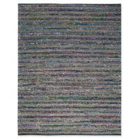 Safavieh Cape Cod Horizontal 8-Foot x 10-Foot Multicolor Area Rug