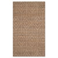 Safavieh Cape Cod Geometric 3-Foot x 5-Foot Area Rug in Camel