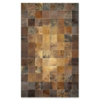 Couristan® Chalet Tile 9-Foot 4-Inch x 13-Foot 4-Inch Area Rug in Brown