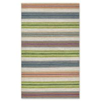 Couristan Cottages Tybee 8-Foot x 10-Foot Indoor/Outdoor Area Rug in Sand