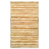 Couristan® Chalet Plank 9-Foot 6-Inch x 13-Foot Area Rug in Beige/Brown