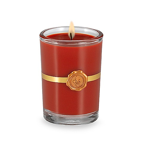 Maison Persimmon 5.25-Ounce Clear Jar Candle