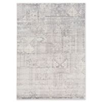 Surya Amadeo 5-Foot 3-Inch x 7-Foot 3-Inch Area Rug in Silver