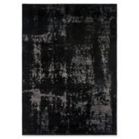 Surya Amadeo 5-Foot 3-Inch x 7-Foot 3-Inch Rug in Black