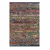 Safavieh Cape Cod Grid 2-Foot x 3-Foot Multicolor Accent Rug